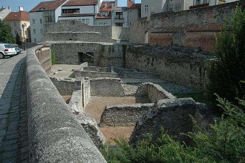Forum of Scarbantia, Sopron
