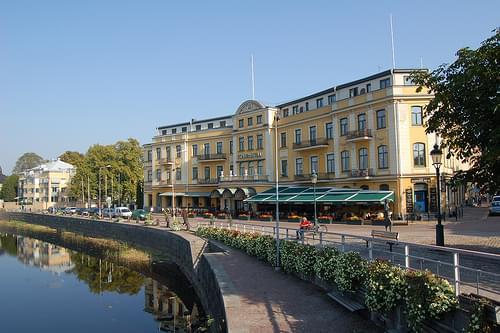 Karlstad, Elite Statshotellet