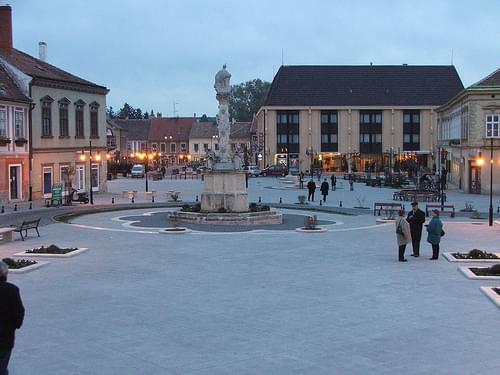 Fő tér von Köszeg