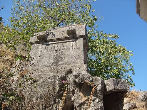 Fethiye Graves