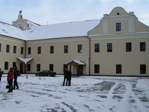 Assumption Cathedral of the Monastery of the Greyfriars, Pinsk