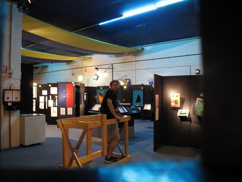 Scientastic museum - Bruxelles
