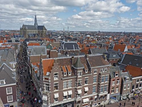 Haarlem's St Bavo