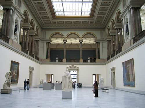 Museum of Ancient Art, Brussels