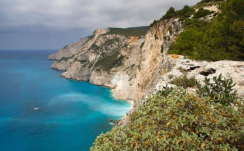 Zakynthos Coastline