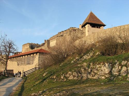 Castle of Visegrád