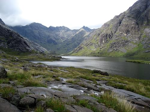 Loch Coruisk Isle of Skye