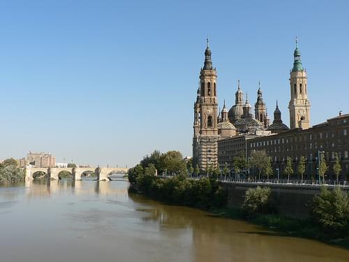 The Basilica, Zaragoza