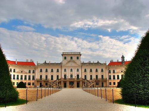 Esterhazy Palace and Gardens
