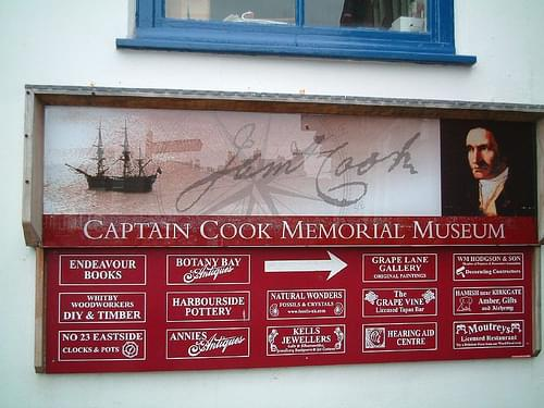 Captain Cook Memorial Museum