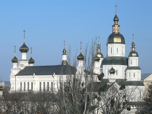 Pokrovsky Cathedral, Kharkov, Ukraine