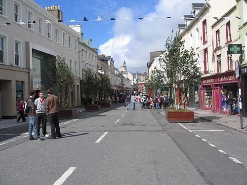 O'Connells Street Sligo
