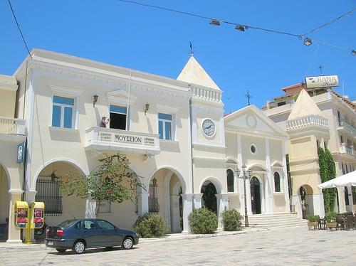 St Mark's Square, Zakynthos