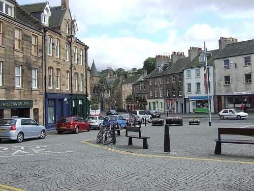 Historic Center, Linlithgow