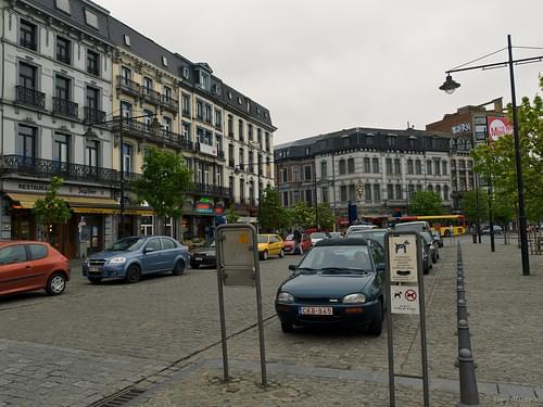 Town border
