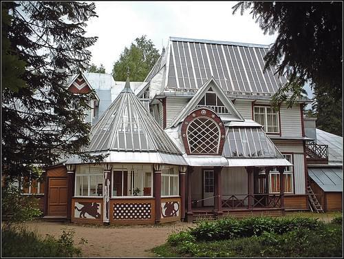 Penaty, Repin's dacha