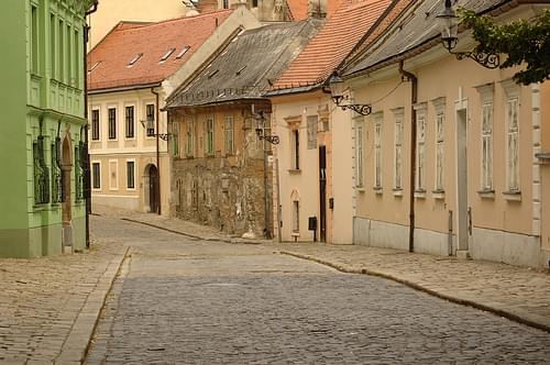 The Old Town II.
