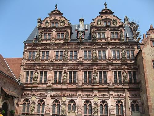 Knight's House, Heidelberg