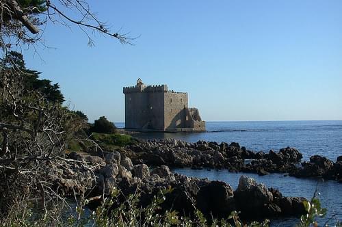 050103 - St Honorat - Monastero fortificato