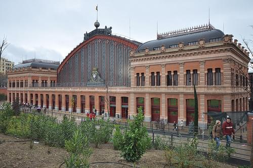 Museum District, Madrid