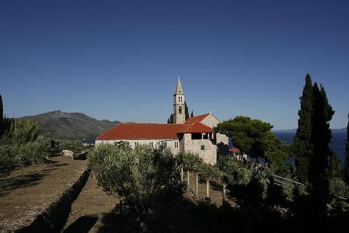 Monastery, Croatia