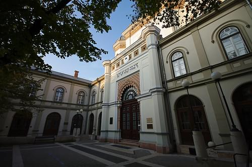 Synagogue of Győr - Hungary