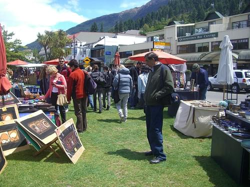 The Queenstown Market