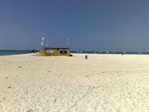 Spiagge biance :-)