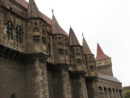 Corvin's Castle - Hunedoara