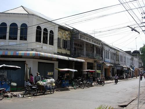 Town Center, Kratie