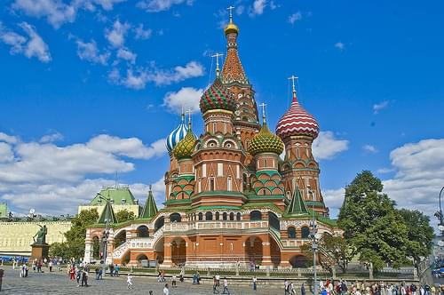 Russia - Moscow - 023 - St Basil's Cathedral