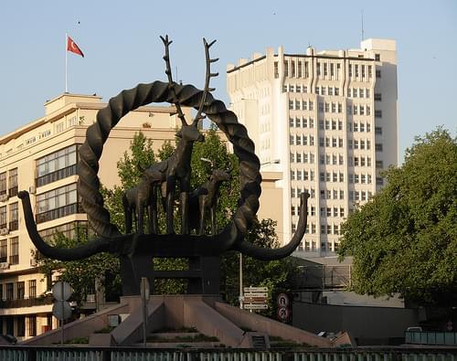 Hitit Monument - Ankara