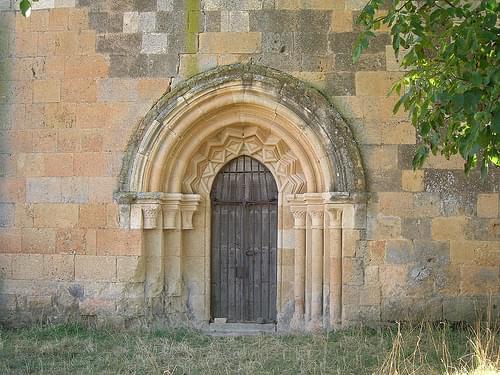 Monasterio de Santa Maria de Villaverde de Sandoval
