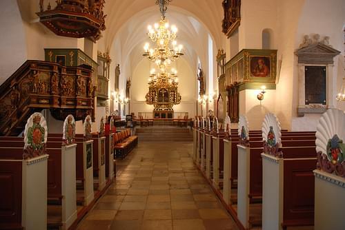 Albani Church, Aalborg