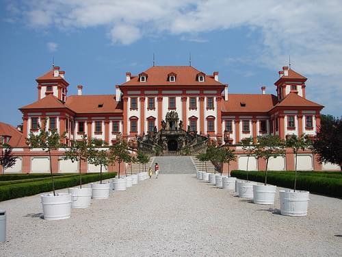 Troja Chateau
