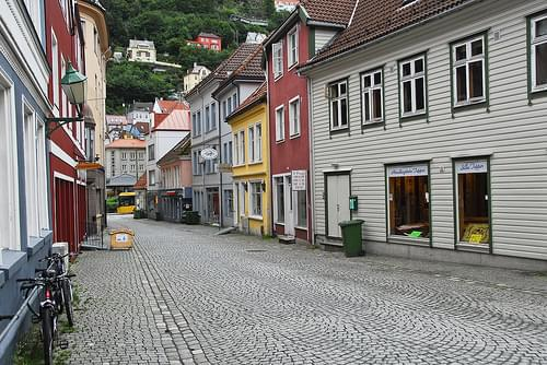 Bergen´s streets #1