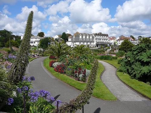 Queen Mary Gardens, Falmouth