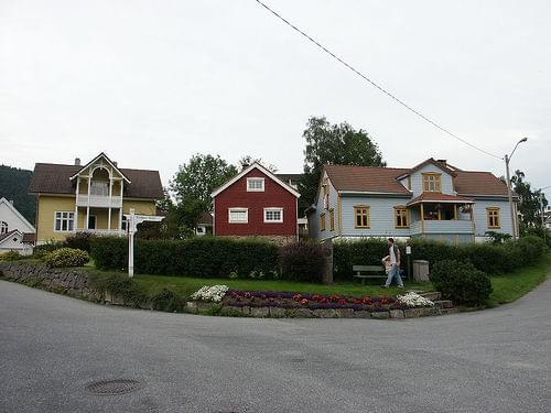 Historic Center, Balestrand