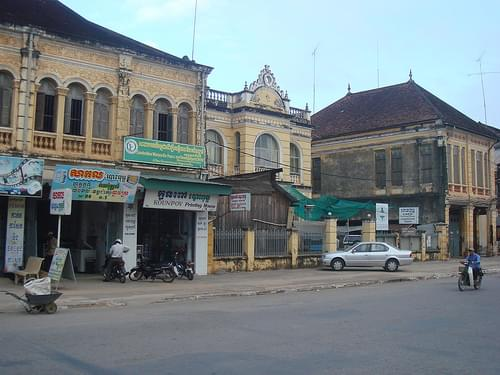City Center, Battambang