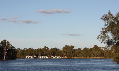 Houseboats, Mildura