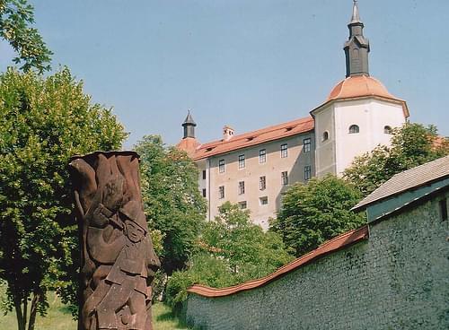 Castle, Skofja Loka