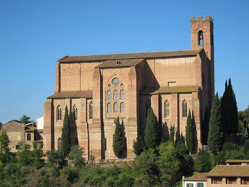 Basilica of San Domenico, Siena