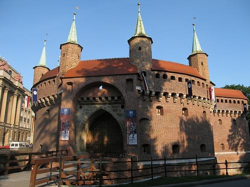 Barbican - Krakow - Poland