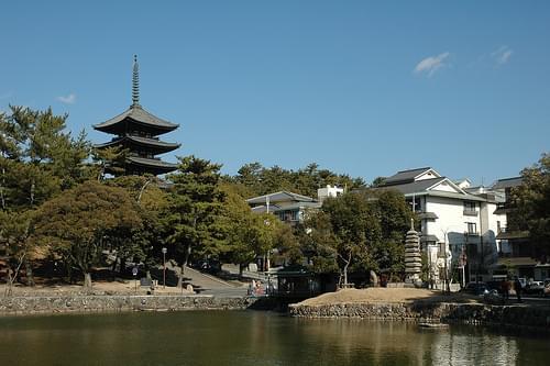 Kofuku-ji, Nara