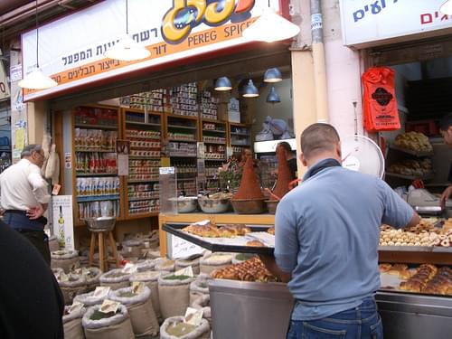 Machaneh Yehuda, Jerusalem