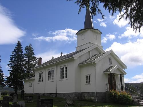 Geilo church