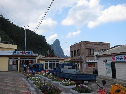 Town Center, Dodong-ri