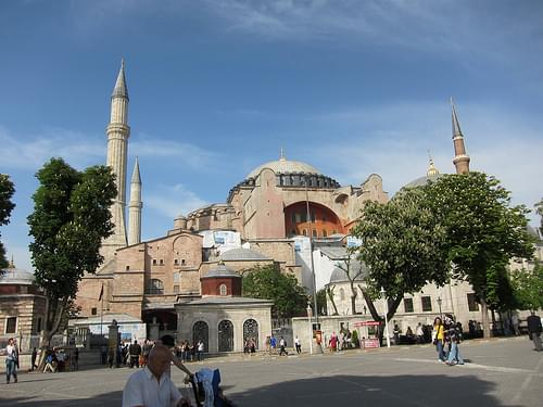 Fatih Mosque and Complex, Istanbul