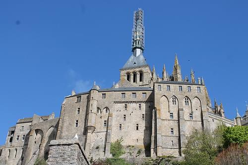 Abbey Mont Saint-Michel (109)