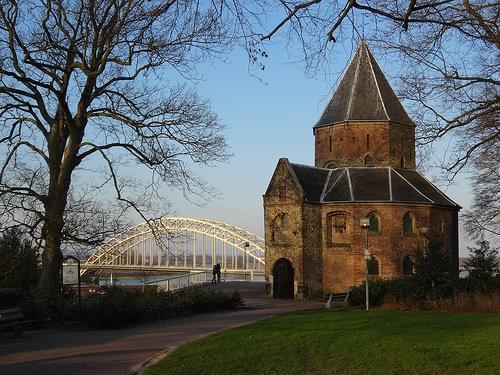 Nijmegen: Valkhofpark